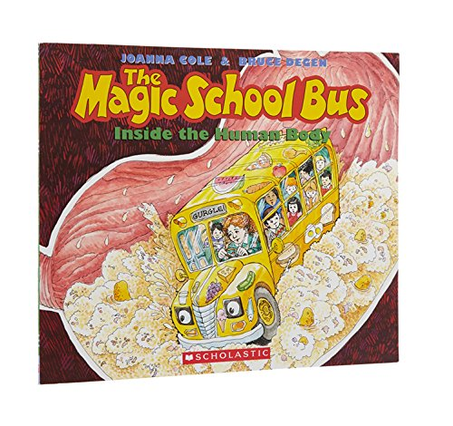 Magic School Bus Collection - The Magic School Bus Inside the Human Body