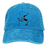 FBGVFD USA Wrestling Logo Baseball Caps Retro Low Profile Summer Hats for Kids