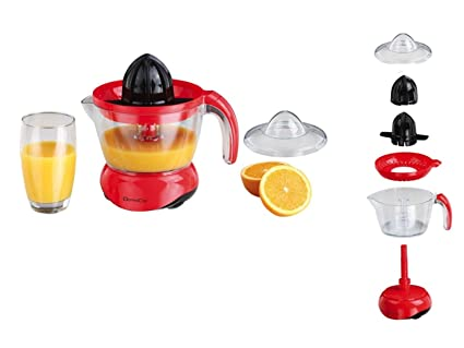 Exprimidor eléctrico con boquilla naranjas de prensa Exprimidor (Depósito de licuadora, 700 ml