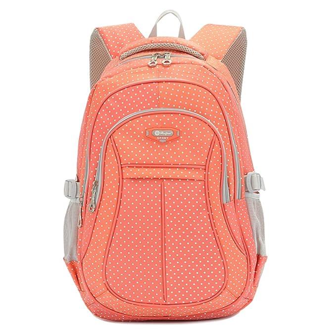 FLHT, mochila escolar, niña, niño 6-9-12 años de edad