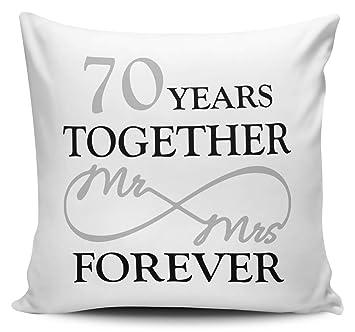 Amazon.com: Mr Mrs Together Forever 45 Fundas de almohada ...