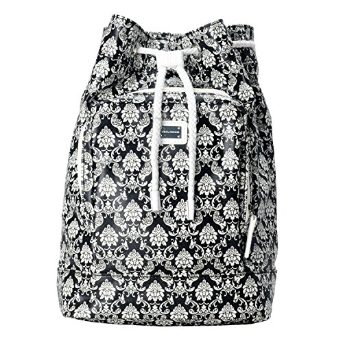 Dolce & Gabbana Multi-Color Printed Women's Drawstring Backpack Bag by Dolce & Gabbana