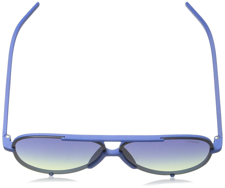 e605cb1fe1f Polaroid Unisex s PLD 6017 S PW ZDI Sunglasses