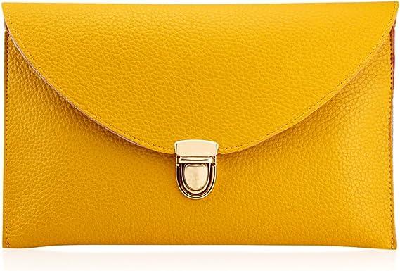 GEARONIC TM Fashion Designer Women Handbag Tote Bag PU Leather Shoulder Ladies