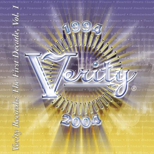 Verity The First Decade Vol 1