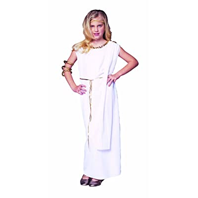RG Costumes Athena Costume, Child Medium/Size 8-10: Toys & Games