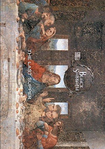 Sabbath Concert Black - Black Sabbath - The Last Supper