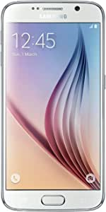 Samsung Galaxy S6 G920F 32GB Unlocked GSM 4G LTE Octa-Core Smartphone - White Pearl (International version, No Warranty)