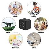 Goolsky 1080P 145° Wide Angle HD Camera Mini Spy