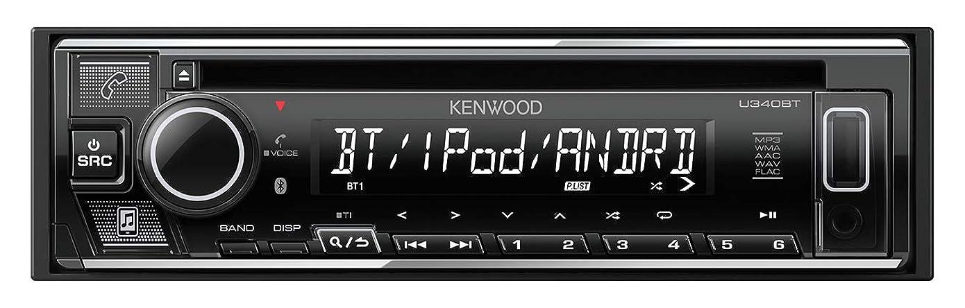 擬人一般化する思いやりカーオーディオ 車載MP3 プレーヤー AUX入力/SDカード/FM/Bluetooth/iPod/USB対応 76.0~90.0MHz ハンズフリー通話 12V車用 1DIN