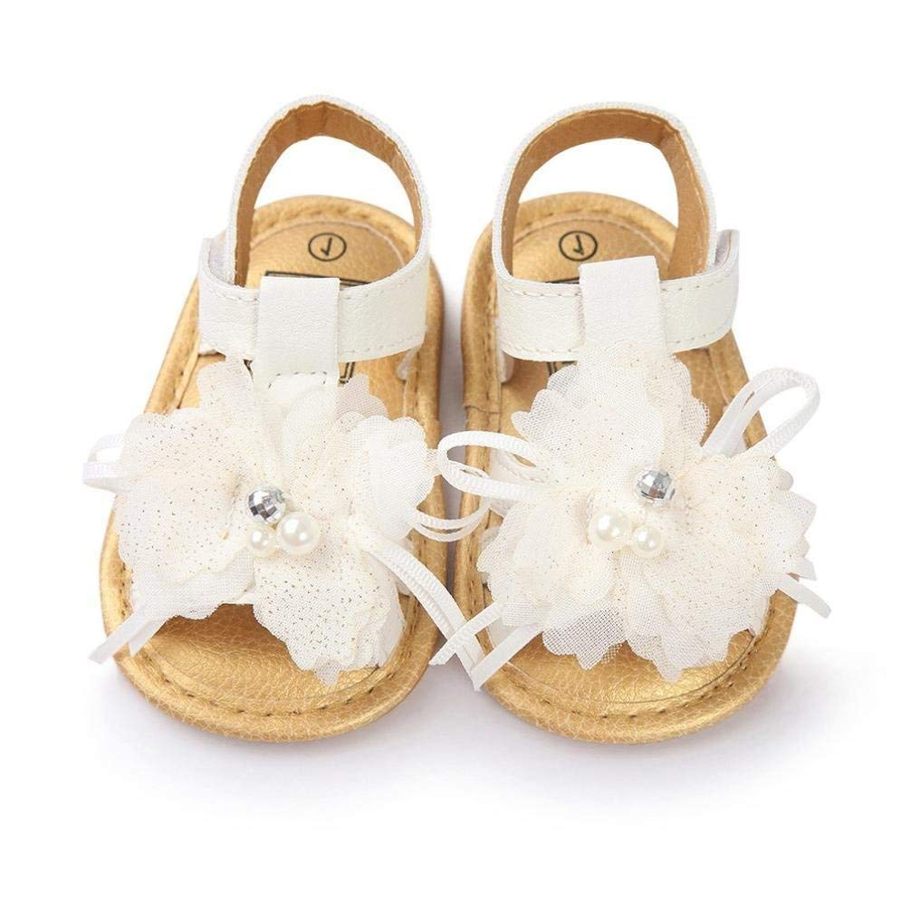 NEW IN BOX FLORAL LEATHER BABY GIRL SANDALS AGE 3//6 MONTHS NEXT