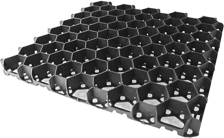 Amazon Com 15m Grass Paver Gravel Paver Plastic Paving Grid
