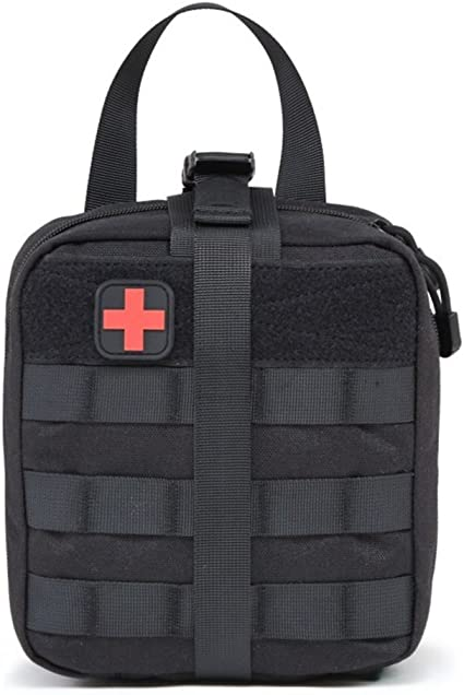 Tactical Medical EDC Medic Bags Molle First Aid Pouch Bag