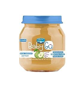 Alpina Baby Food Gu Pear