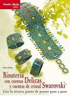 Bisuteria con cuentas Delicas y cuentas con cristal Swarovski / Jewelry Beads Delicas and Swarovski Crystal