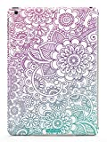 Inspired Cases 3D Textured Flower Zentangle Pattern Case for iPad Mini
