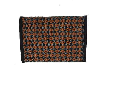 Buy Tapis Premium Chenille Door Mat 15 X 23 Inch Brown Online At