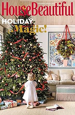 house beautiful magazines. Black Bedroom Furniture Sets. Home Design Ideas