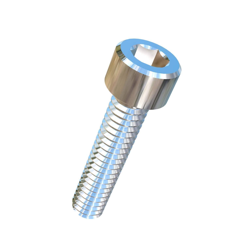 Pack of 20 Allied Titanium 0001774, Grade 2 1//4-20 UNC Titanium Hex Nut CP