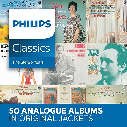 Philips Classics - The Stereo Years [50 CD Box Set] for sale  Delivered anywhere in USA
