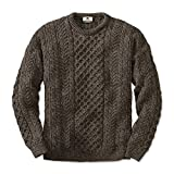 Orvis Black Sheep Irish Fisherman's Sweater