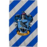 "Ravenclaw Crest -- Harry Potter -- Beach Towel (36"" x 58"")"