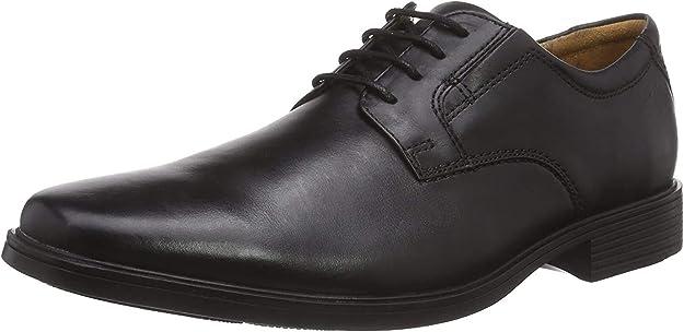 TALLA 43 EU. Clarks Tilden Plain, Zapatos Derby para Hombre