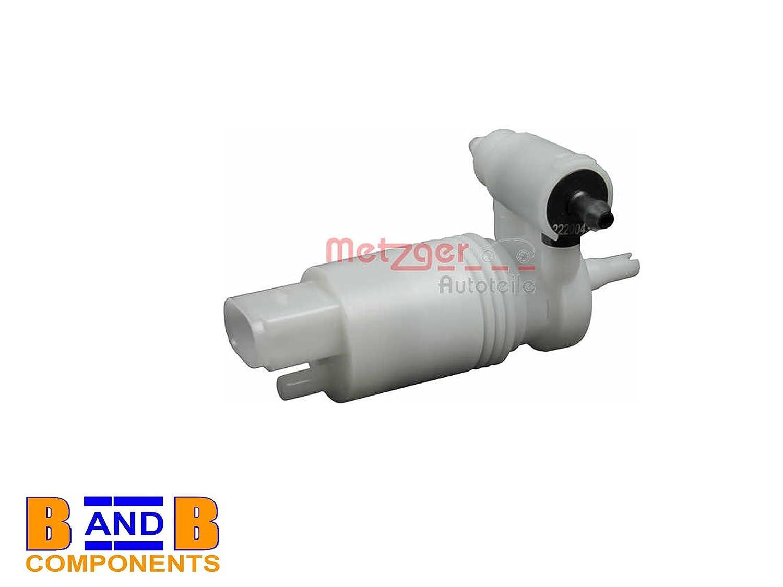 Metzger 2220043/Windscreen Cleaning Water Pump