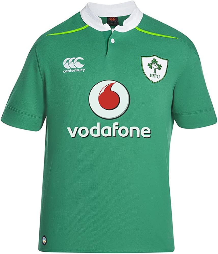 Ireland Home Classic S/S Rugby Jersey