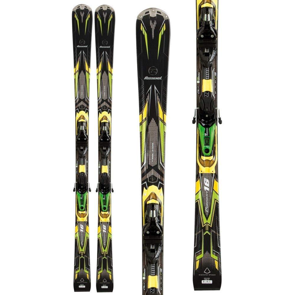 (ロシニョール) Rossignol メンズ スキースノーボード ボード板 Pursuit 16 Tpx Basalt Skis w/ Axial2 120S Tpi2 [並行輸入品] B07HQFDM9K   163CM