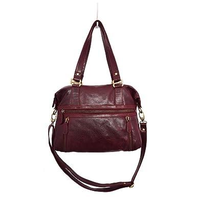be1b2dd005 Amazon.com  Latico Leathers Hazel Shoulderbag Bag