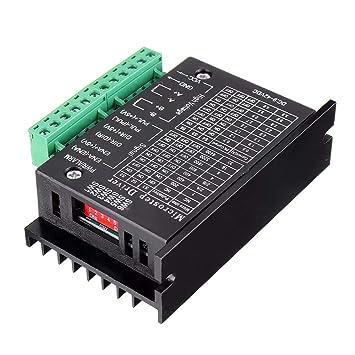 YONH Wa Actualizado Conductor TB6600 Motor de Pasos del ...