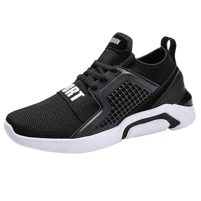 Zapatos de viaje para Mujer,BBestseller Calzado Deportivas de Mujer Sneakers Cuña Botines Casual plataforma