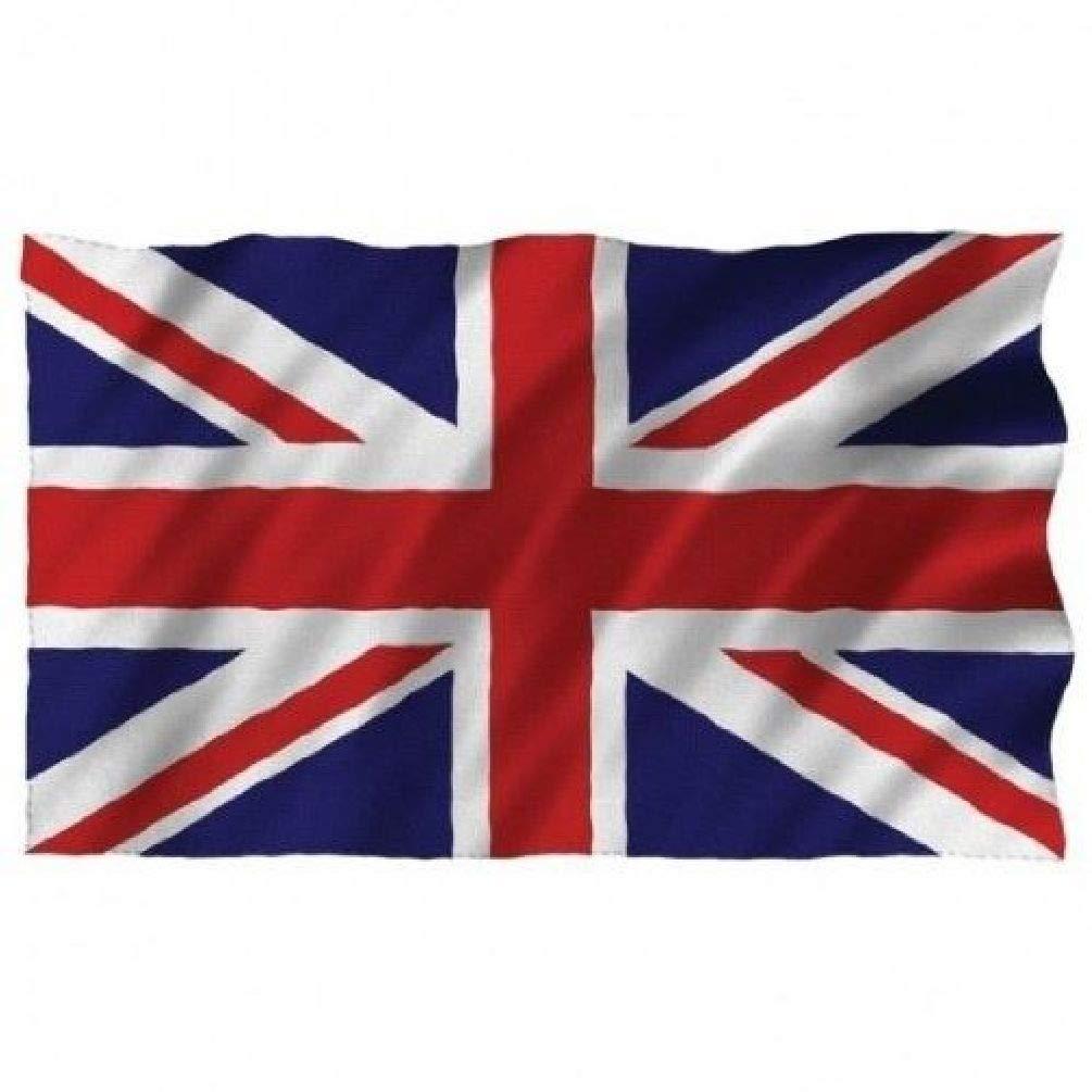 BlackC Home New 5x3FT Great Britain United Kingdom Union Jack Flag UK England British Banner
