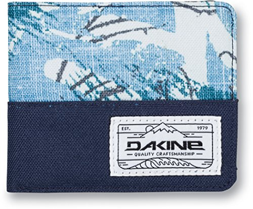 Dakine Mens Payback Wallet, One Size, Washed Palm