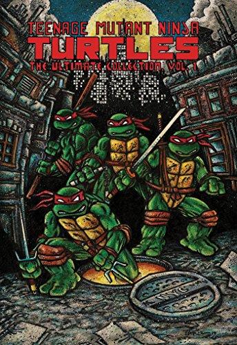 ninja turtles art book - 8