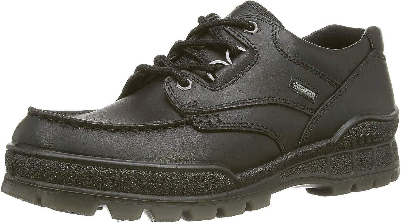 Ecco Men s Track II Low GORE-TEX waterproof outdoor hiking shoe