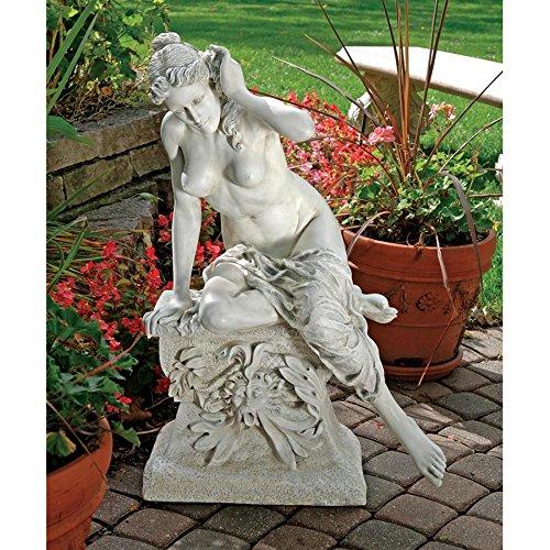 ss Demeter at Rest Garden Statue ()