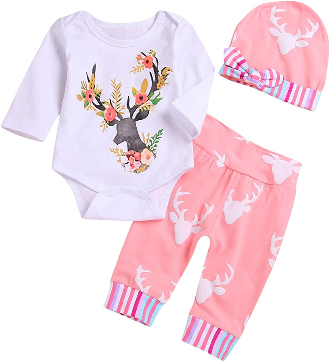 The Best Newborn Girl Coming Home Outfit Deer