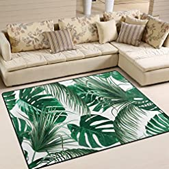 61%2BiufnP8lL._SS247_ Palm Tree Area Rugs and Palm Tree Runners