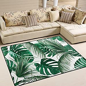 61%2BiufnP8lL._SS300_ Palm Tree Area Rugs and Palm Tree Runners