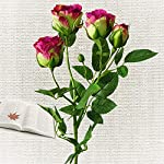 crystal004-4-Branchs-Rose-Bud-Artificial-Flowers-for-Wedding-Simulation-Flower-Home-Vase-Hotel-Props-Party-Decor-Valentines-Gift2