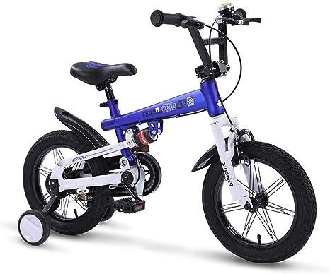 K-G Bicicleta Infantil Bicicletas Niños, Bicicletas For Niños De 2 ...