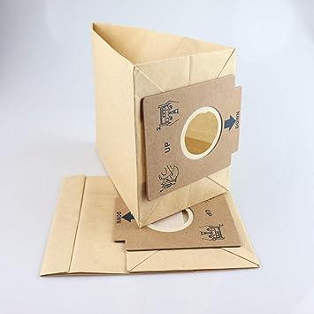 Paquete de 2 bolsas de papel para aspiradora Electrolux Z1480 ...