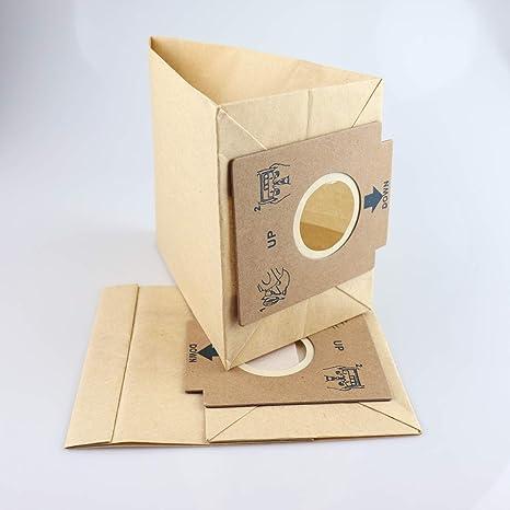 Paquete de 2 bolsas de papel para aspiradora Electrolux ...