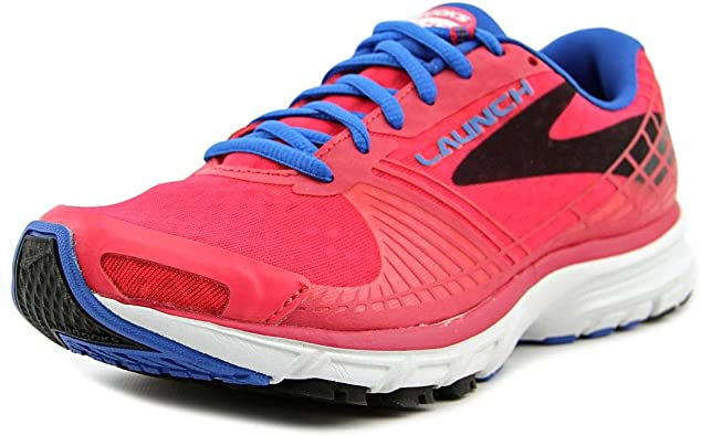 Brooks Launch 3 W, Zapatillas de Running Para Mujer, Rosa (Pink), 43 EU: Amazon.es: Zapatos y complementos