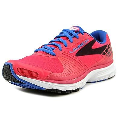 2c8c8a0fad9 Brooks Women s Launch 3 Running Shoes  Amazon.co.uk  Shoes   Bags