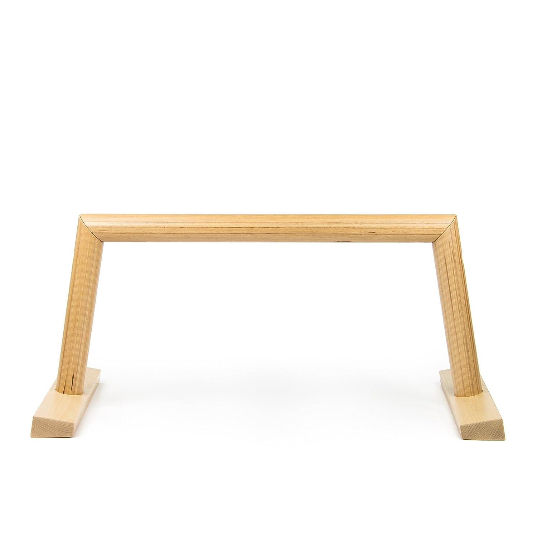 Skillworx Parallettes Lucent Edition Large 55 Cm De Longitude  # Table Tv Bois Dur