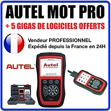 Autel Mot Pro Eu908 Diagnostic Case For Multimarques Pro Autocom