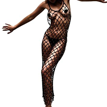 Ba Zha Hei Hollow Perspective Beads Beach Skirt Bikini Blusa Ropa Mujer Tops Transpirable Vestir Mujer